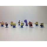 Minions Mi Villano Favorito Set De Figuras O Adornos Torta