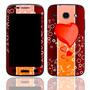 Capa Adesivo Skin372 Galaxy S3 Duos Gt-i8262b + Kit Tela