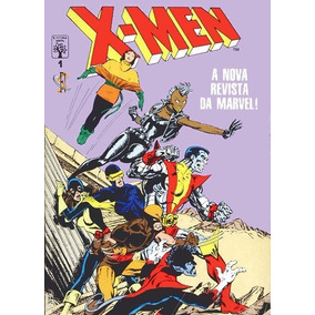 X-men 01 A 84 - Editora Abril R$ 8,00 Download Ou Correios