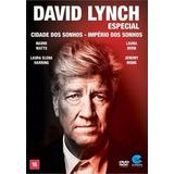 Dvd - David Lynch [ Cidade Dos Sonhos + Império Dos Sonhos]