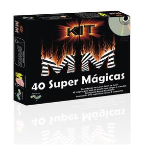 Kit De Mágica - Kit Mm