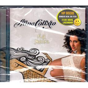 Cd Aline Calixto Flor Morena - Original Novo Lacrado!!