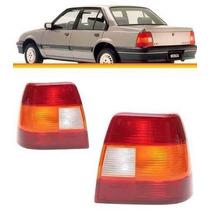 Lanterna Traseira Monza 91 92 93 94 95 96 Tricolor L-e