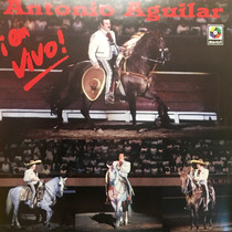 Cd Antonio Aguilar En Vivo