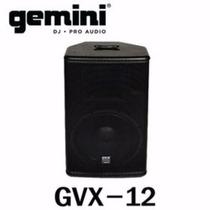 Corneta Amplificada Gemini Gvx12 Pulgadas