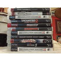 Juegos Varios Playstation 3