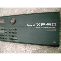 Parte Peças Tampa Superior Teclado Roland Xp50 100% Zerado
