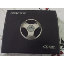 Amplificador Audiophonic Club 4100 100wrms Mono/estéreo