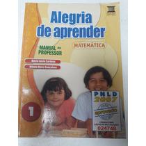 Livro Alegria De Aprendermatemática = Sebocorrespondente