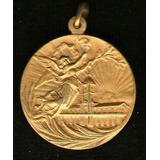 Medalla Banco De La Provincia De Buenos Aires 150 Años 1960