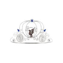 Tiara, Corona De Princesa Cenicienta Para Niñas Envio Gratis