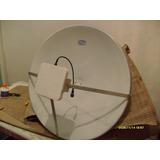 Antena Celular Rural 40dbi Repetidor Ou Celular Aluminio