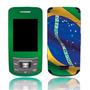 Capa Adesivo Skin628 Samsung B5702 Duos