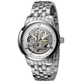 ff3c4e85ce4 Reloj Armani Esqueleto Original De Ceramica Automatico Fbp - Reloj ...