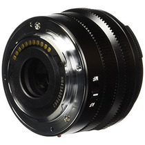 Lente Panasonic Lumix G Leica Dg Summilux Lens15mmf1.7