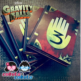 Libro Diario 3 Gravity Falls Dipper Mabel Journal 3