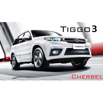 Chery Tiggo -3- 1.6 New Version