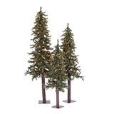 Árbol De Navidad Vickerman A Natural Alpine Árboles De Navi