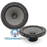 Isn165 Focal 6.5 Car Audio 4 Ohm 60w Rms Componente