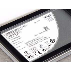 Intel Ssd X25-m Series 160gb, 2.5in Sata 3gb/s, 34nm, Mlc