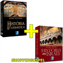 História Eclesiástica Eusébio Cesaréia + História De Israel