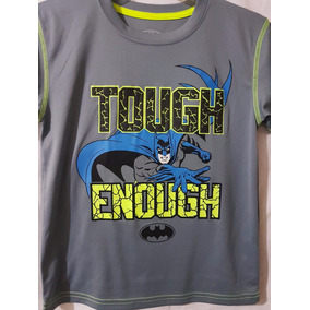 Playera Batman Dc Comics Niño Original Importada