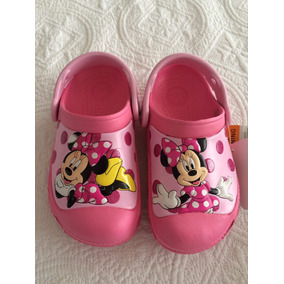 Zapatos Para Niña Minnie Mouse Talla 27/28