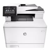 Impresora Multifuncional Hp Laserjet Pro Color M477fdw
