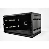 Rack Gabinete 5ru Pared Ideal Para Dvr Switch Router