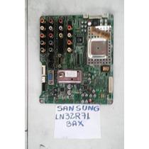 Placa De Tv Lcd Ln32r71 Bax -sinal Samsung