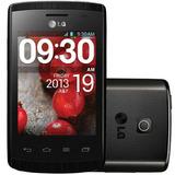 Celular Lg Optimus L1 E415 Novo Nacional!nf+fone+cabo+garant