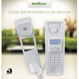 Telefone Gondola Tc 2110 Id Intelbras Interfone Com Id Tc211