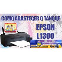 Impressora Epson L1300 A3 Tank Papel Arroz House Of Printers