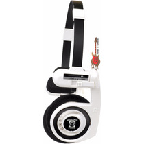 Fone Koss Porta Pro Retorno Headphone Profissional Branco