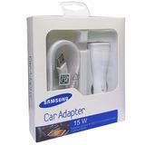 Cargador Samsung De Auto Original Fast Charge