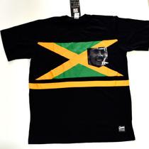 Camiseta Chronic Bob Marley Roots Jamaica Original