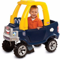Carrito Buggy Montable Para Niño Cozy Coupe Little Tikes