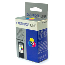 Cartucho Lexmark 35 Original Cartridge Line 18c0035