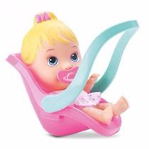 Boneca Little Dolls Conforto - Divertoys