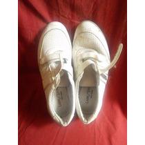 Zapatos Lady Stork Dama Abrojos Rosario Talle 35