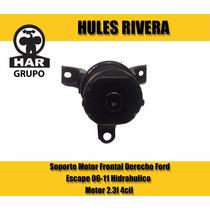 Soporte Motor Frontal Derecho Ford Escape Mod 06-11