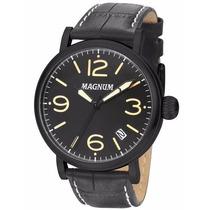 Relógio Magnum Masculino Ma21964d Luxo