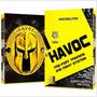 Kit 2 Havoc Pre-post Training And Night System 66 Packs