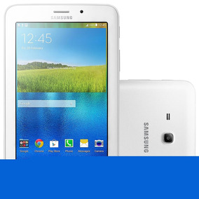 Tablet Galaxy Tab E T116bu, 3g+wifi, Cam. 2mp, 8gb -samsung