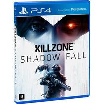 Killzone Shadow Fall Ps4 Em Português Lacrado