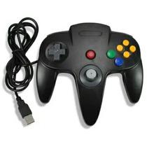 Controle Usb Nintendo 64 N64 Para Pc Mac Raspberry Linux