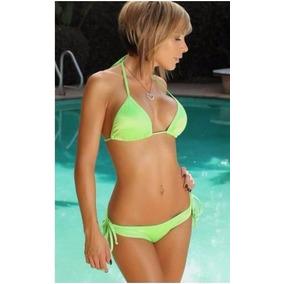 Bikini Traje De Baño Ropa Mujer Erotica Playa #174