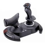 Control Thrustmaster T-flight Hotas X Vuelo Juegos - Negro