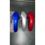 Guardafango Delantero Speed 150 Azul Rojo Gris Original.dmca