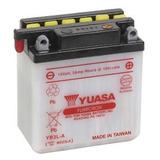 Bateria Yuasa Yb3l-a Honda Xl 200r/xl 250r/xl 350r